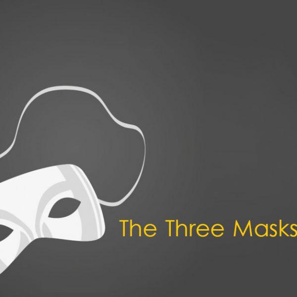 שלוש מסכות