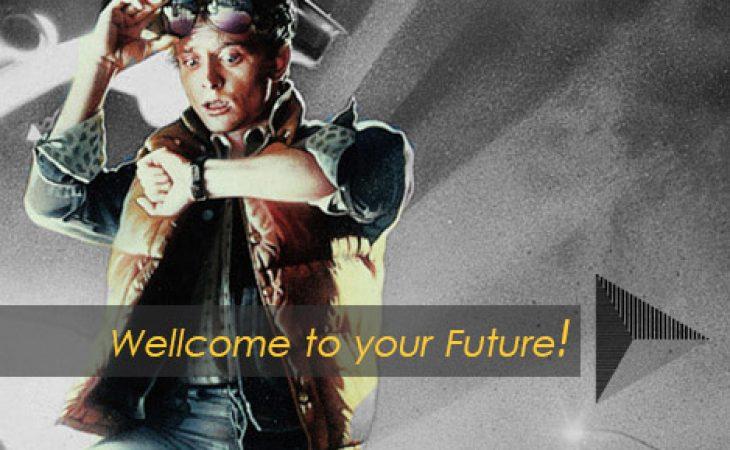 ברוכים הבאים לעתיד שלכם !